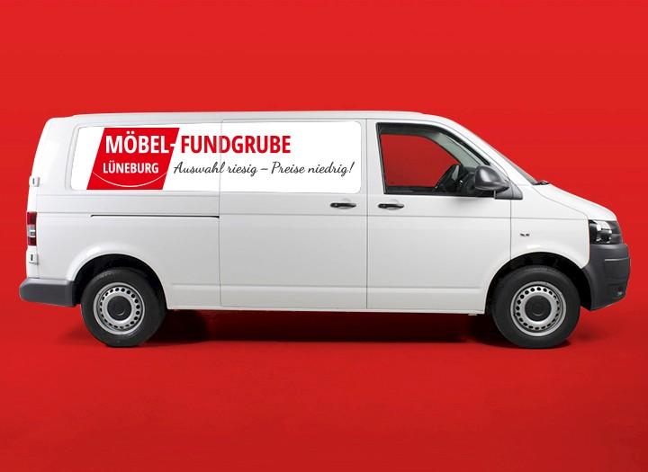 Möbel-Fundgrube Lüneburg | über 3.000QM Verkaufsfläche!